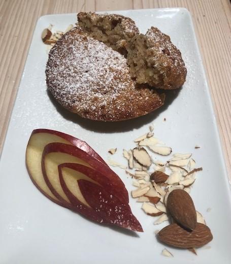 Apfel-Nuss Kuchen vegan